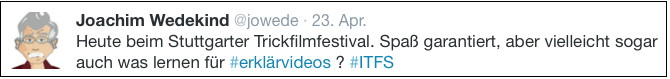 TweetITFS2014