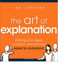 Buchcover the art of explanation