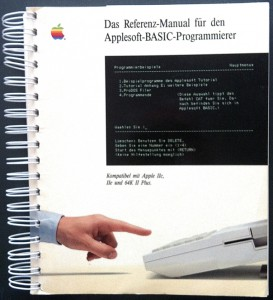 Applesoft-BASIC Manual
